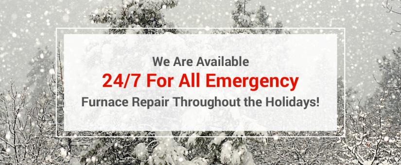 Martino Guarantees 24/7 No Heat Emergency Service Throughout the Holidays